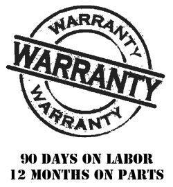 repair warranty